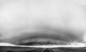 Southern Alberta Supercell Thunder Storms