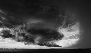 Southern Alberta Supercell