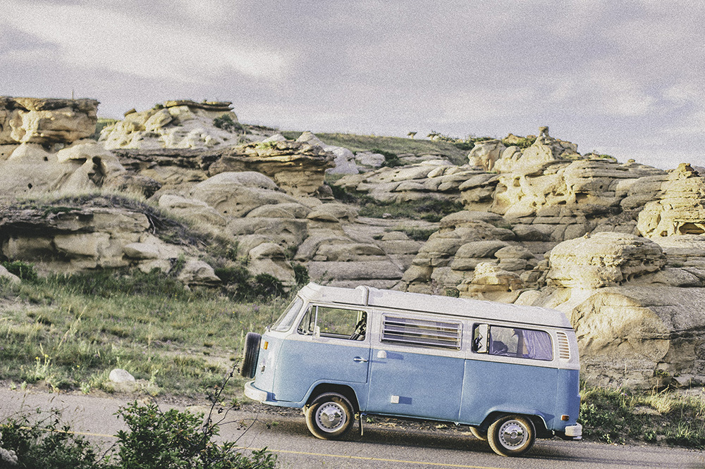 1970 Volkswagen westfalia VW van bus