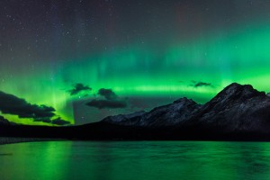 Banff Northern Lights IV